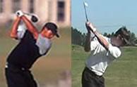 one plane vs two plane golf swing
