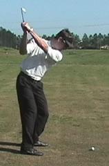 chuck quinton one plane golf swing
